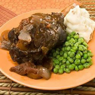 Lamb Shanks With Red Wine Rosemary And Garlic Recipes