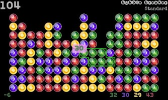 Screenshot of Classic Bubble Breaker(free)