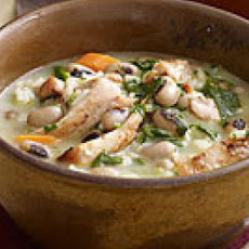 Creamy Chicken-and-Rice Soup