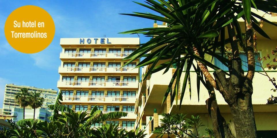 El hotel Los Jazmines. ¡Tu hotel en la Costa del Sol en primera línea de playa!