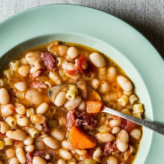 Pasta Fagioli Soup With Ham Recipes