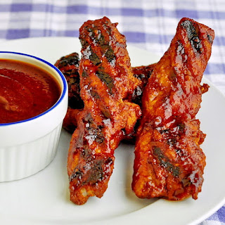 "Spicy Barbeque ""Boneless Ribs"""