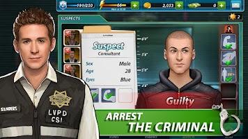 Screenshot of CSI: Hidden Crimes