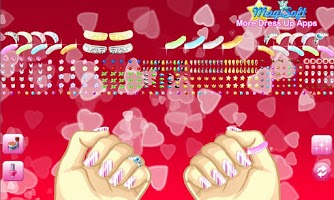 Screenshot of Precious Love Nails