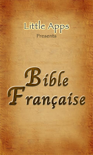 Bible Francaise Illustré