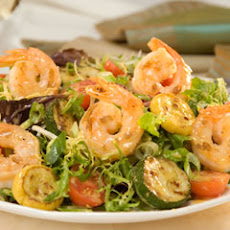 Honey Mustard Shrimp Salad