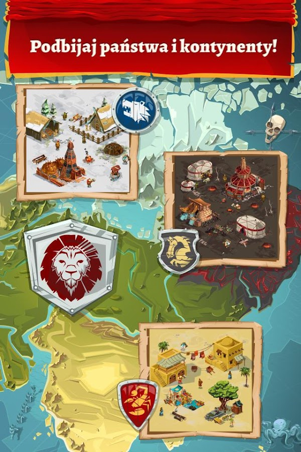 Empire: Four Kingdoms (Polska) Screenshot 3