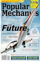 Screenshot of Popular Mechanics SA