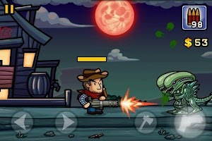 Screenshot of Aliens Invasion