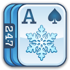 Winter Solitaire icon