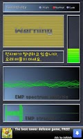 Screenshot of EMP Detector(Free)