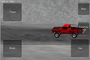 Screenshot of 3D Stunt Car Race