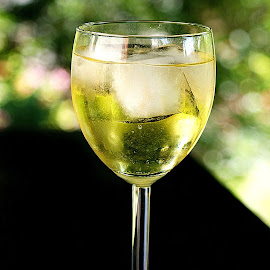 Would you like a glass of wine by Alka Smile - Food & Drink Alcohol & Drinks