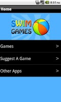 Screenshot of SwimGames - For Swim Teachers