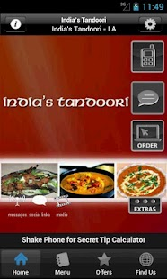 India's Tandoori - screenshot