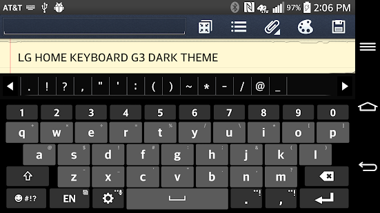 Perfect Keyboard Free | APK Download For Android
