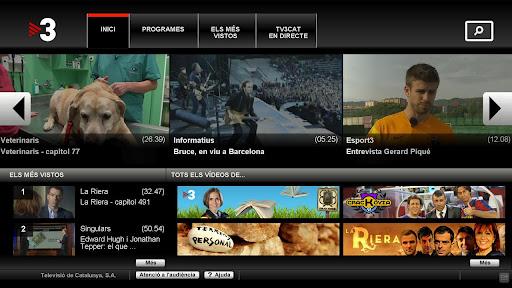 TV3 per a Google TV