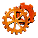 GTUG Steampunk Wallpaper icon