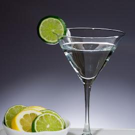 Lime Soda by Michael Holser - Food & Drink Alcohol & Drinks ( martini, lime, soda, lemon,  )