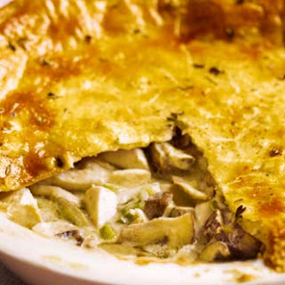 Chicken And Mushroom Pie Dairy Free Recipes