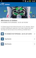 Screenshot of iSölden