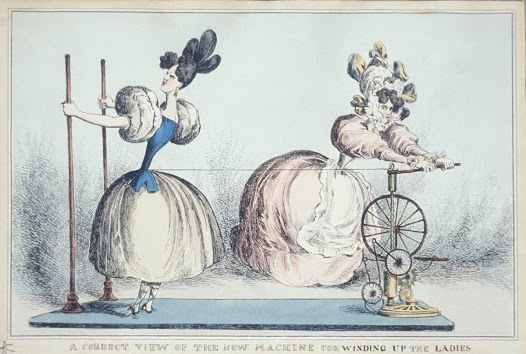 """During the 18th and 19th centuries, doctors blamed the corset for dozens of diseases, including cancer, hysteria, """"tight-lacing liver,"""" tuberculosis and scoliosis (curvature of the spine). Most of these diagnoses are unsupported by the evidence."""