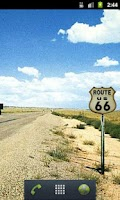 Screenshot of Route66%