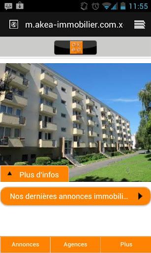 Agences Immobilieres Akea