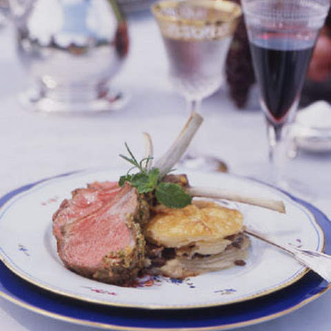 Mustard And Herb Crusted Rack Of Lamb Recipes — Dishmaps
