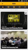 Screenshot of Pittsburgh Steelers