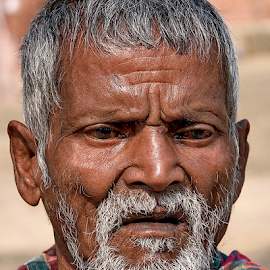 by Sudipta Dutta  Chowdhury - People Portraits of Men