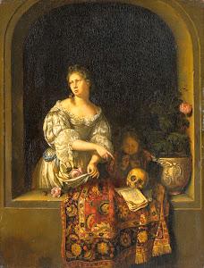 RIJKS: Frans van Mieris (I): painting 1681
