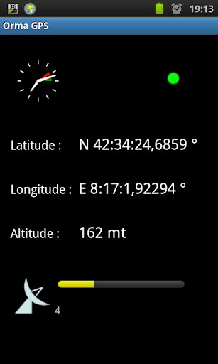 Orma GPS