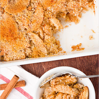 Apple Brown Betty