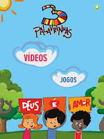 Screenshot of 3 Palavrinhas