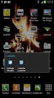 Screenshot of Latitude Launcher