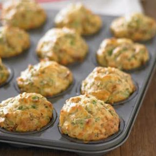 Low Fat Spinach And Feta Muffins Recipes