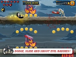 Screenshot of Nun Attack: Run & Gun