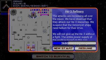 Screenshot of Lunar Tower Defense Demo