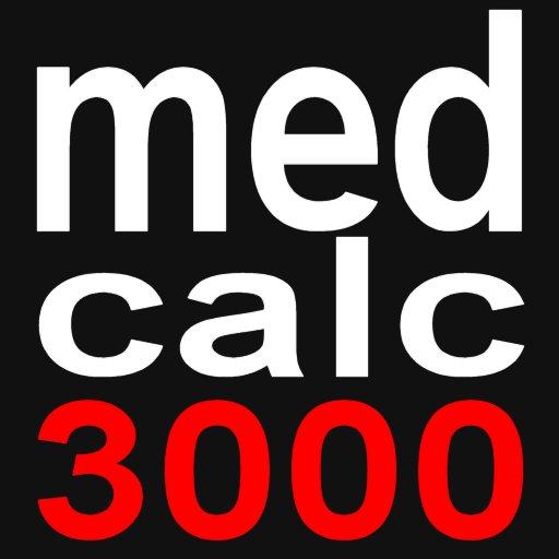 MedCalc 3000 Complete LOGO-APP點子