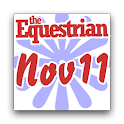 The Equestrian November 2011 icon