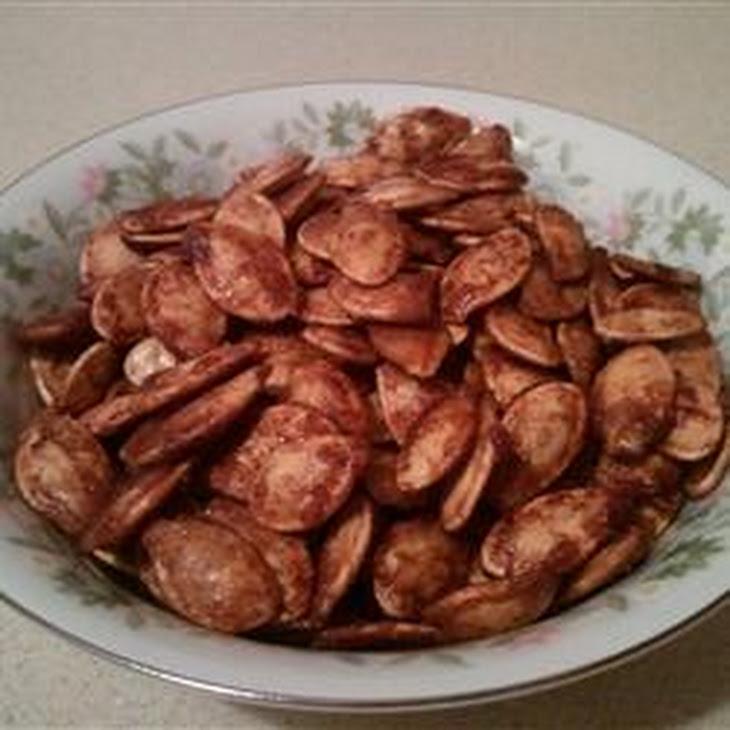 Cinnasweet Pumpkin Seeds