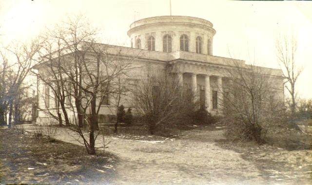 Николаевская башня оптического телеграфа
