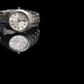 Fossil Watch by Dhritiman Lahiri - Artistic Objects Still Life ( product, reflection, watch, fossil, watches )