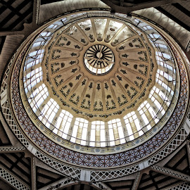 Modernist dome by Carmen Piqueras - Buildings & Architecture Architectural Detail