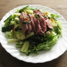 Spicy Thai Beef Salad Recipe