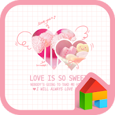 love is so sweet dodol theme