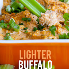 Buffalo Blue Cheese Chicken Dip