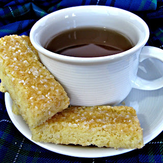 Buttery Scottish Shortbread
