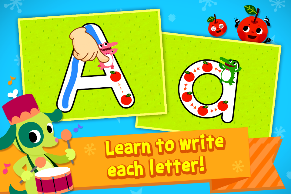 ABC Phonics Screenshot 2